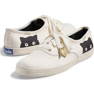 ISO Keds Taylor Swift Sneaky Cat Sneakers 7.5
